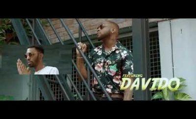 VIDEO: Fresh L  – Firewood (ft. Davido)
