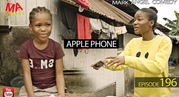 DOWNLOAD: Mark Angel Comedy – Apple Phone  [EPISODE 196]