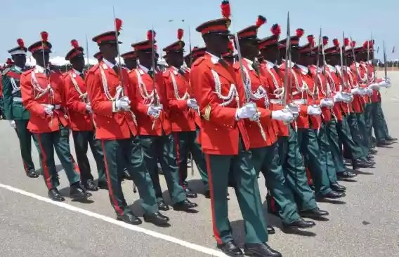 Nigerian Defence Academy postpones it's entry examination