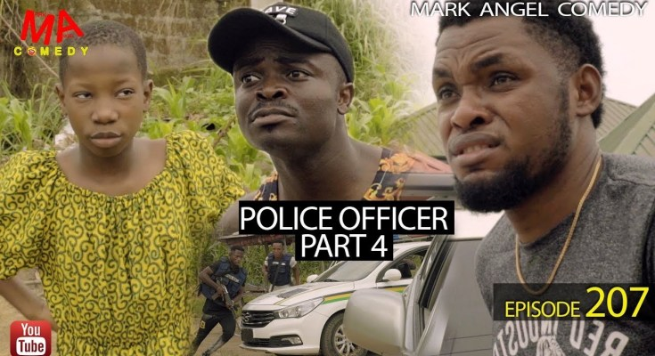 DOWNLOAD: Mark Angel Comedy – POLICE OFFICERS (PART 4) [EPISODE 207]