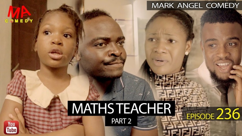 Mark Angel Comedy – Maths Teacher (Part 2) Episode 236