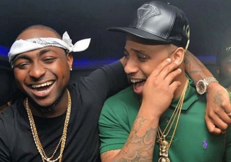 Davido's Cousin B-Red Finally Joins DMW