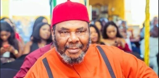 Pete Edochie shows off his dance moves as fans cheer (See Video)