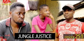 JUNGLE JUSTICE (Mark Angel Comedy Episode 251)
