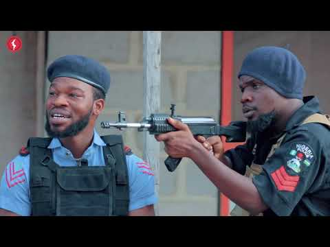 Broda Shaggi Arrests His Neighbor (Comedy Video)