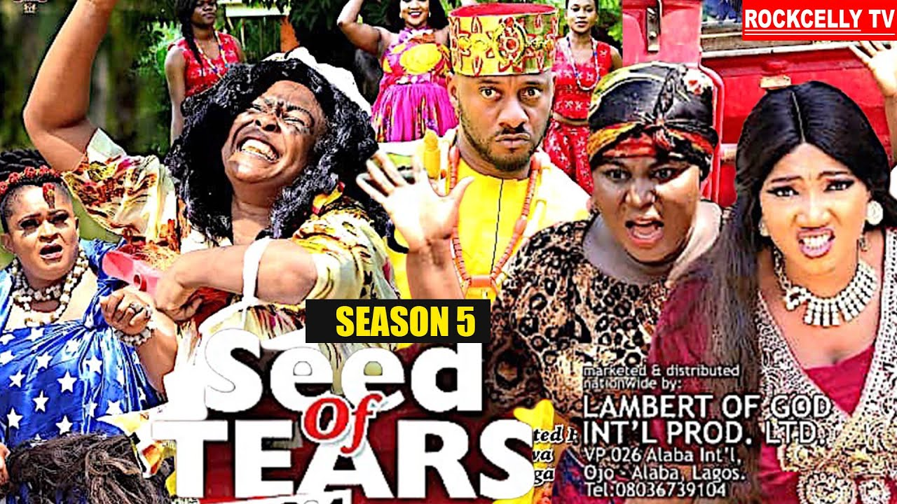 DOWNLOAD: Seed Of Tears Season 5 Latest Nigerian 2020 Nollywood Movie