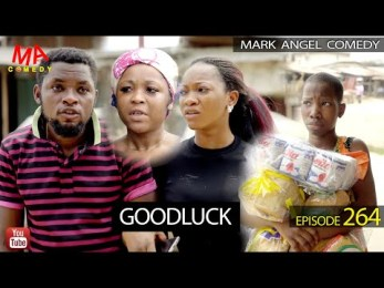 DOWNLOAD: Good Luck (Mark Angel Comedy Episode 264)