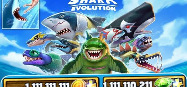 Hungry Shark Evolution mod apk 2020: Version 7.6.0, Unlimited Money/Gems