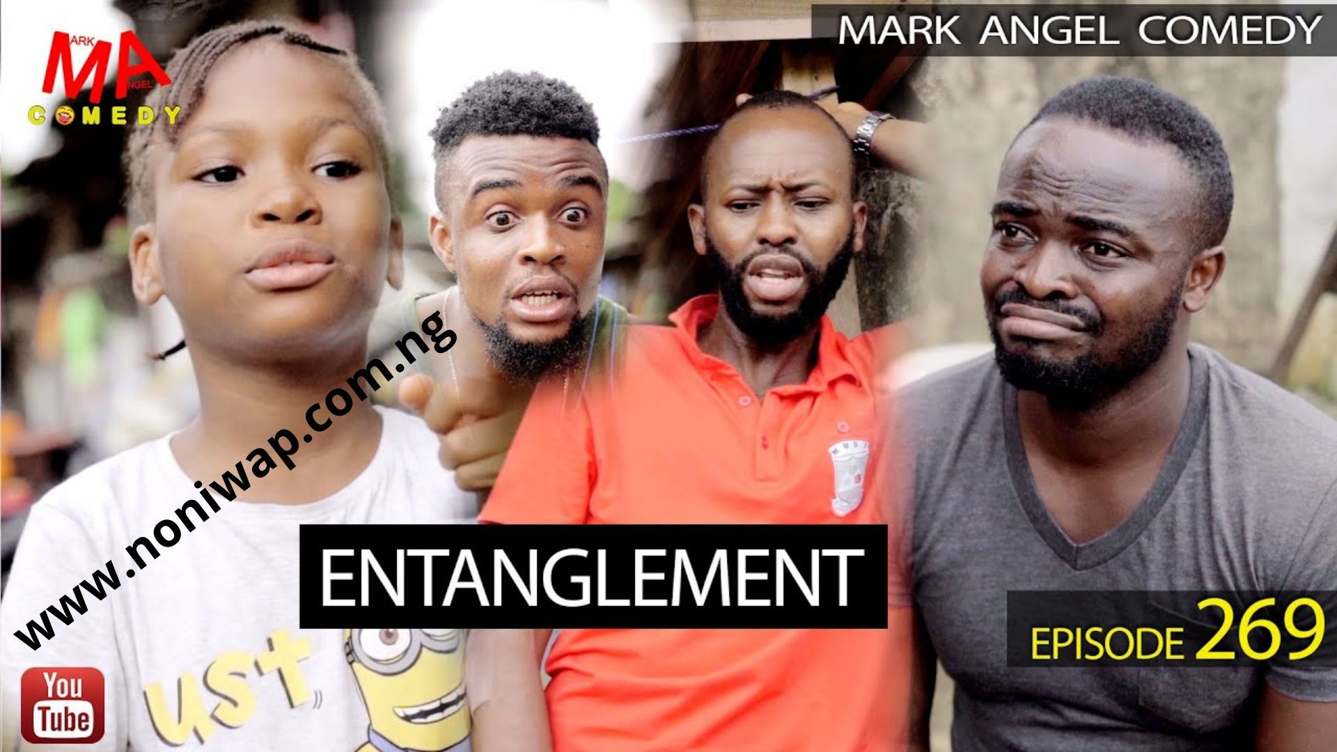 DOWNLOAD: ENTANGLEMENT (Mark Angel Comedy) (Episode 269)