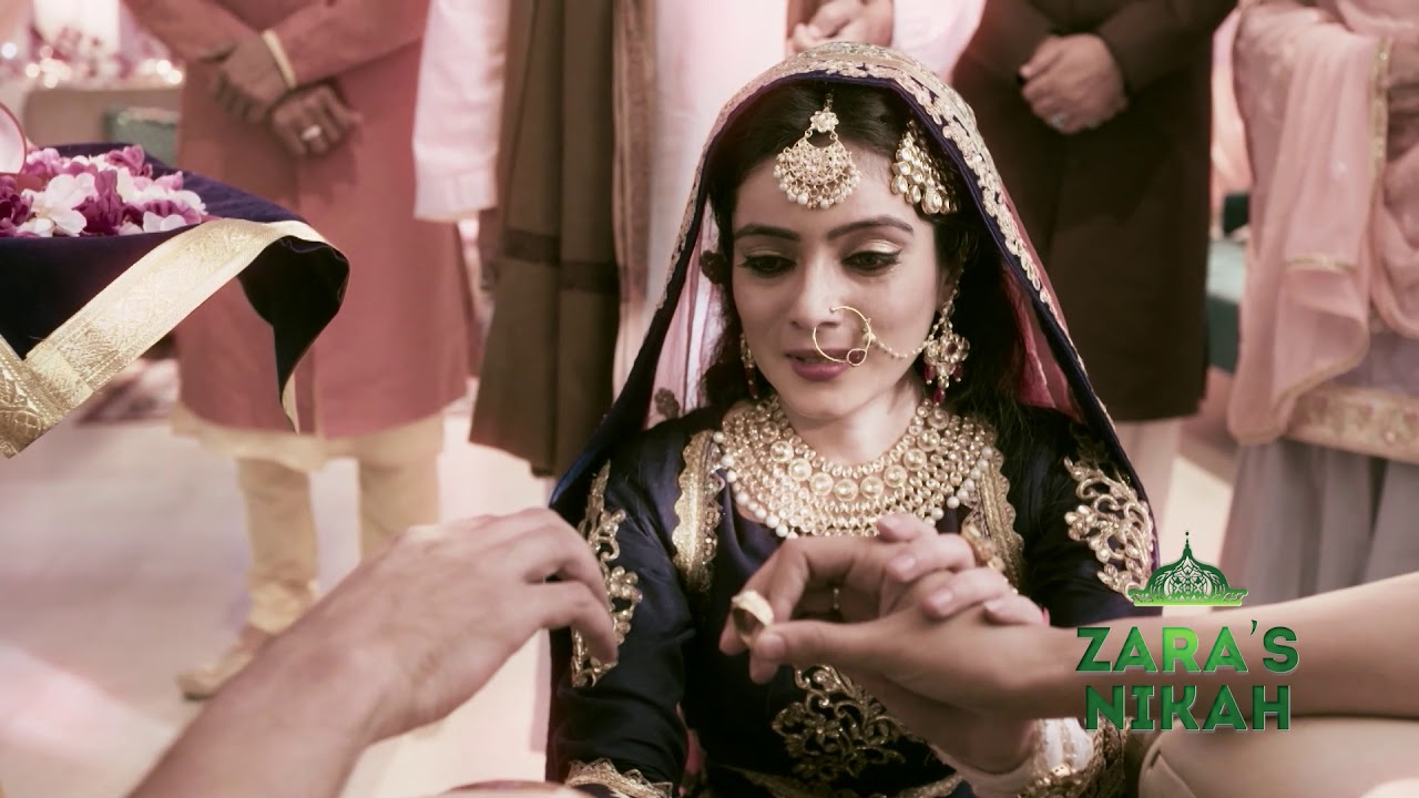Zara's Nikah August 2020 Teasers Zee world Africa