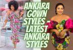 Ankara Gown Styles - Latest ankara styles