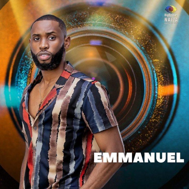 Emmanuel bbnaija 2021
