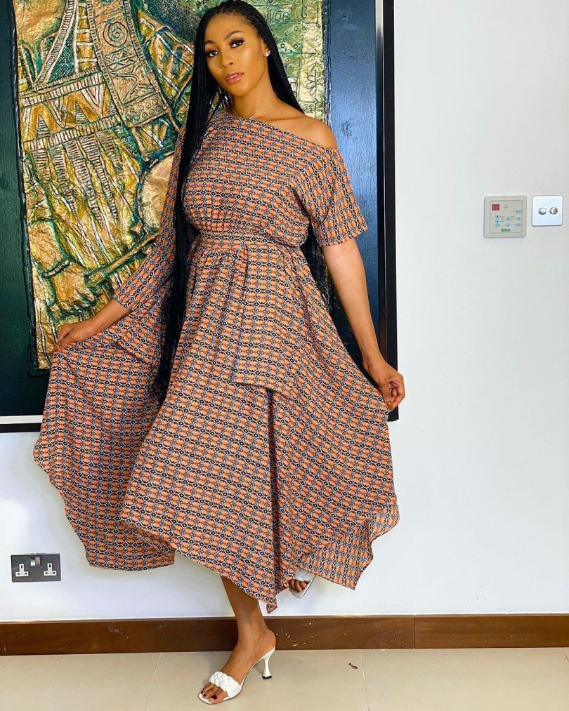 Ankara Gown Styles 1