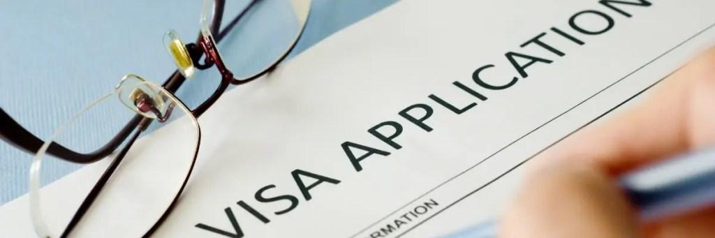 non lucrative visa application