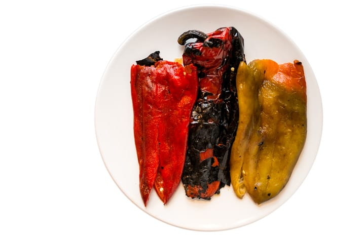roasted shepard peppers