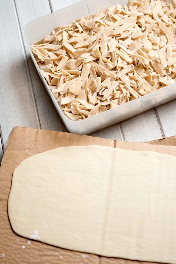 maltagliata pasta