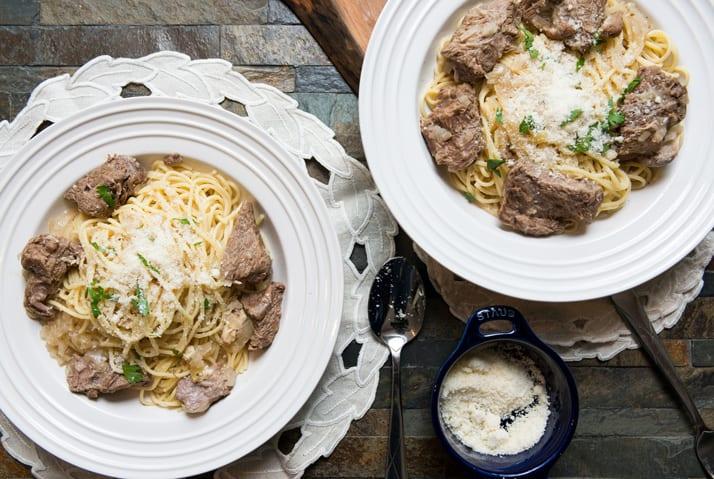 in bianco-spaghetti-recipe