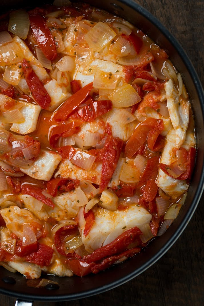 baccala-with-stewed-tomatoes-and-onions