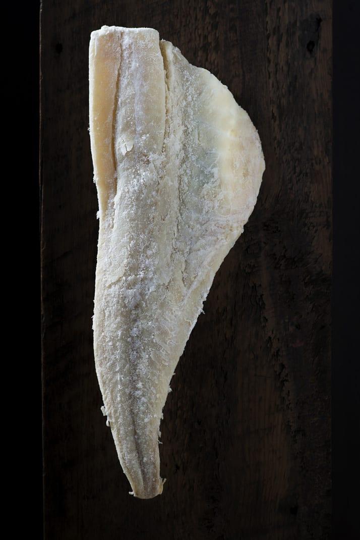 salted cod filet