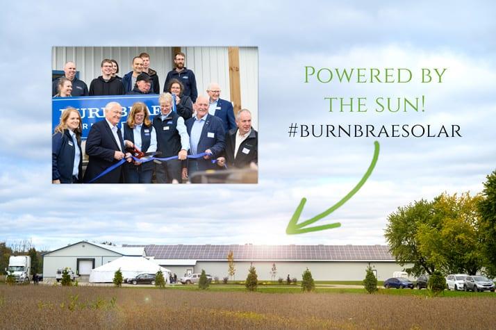 off the grid egg farm by burnbrae farms