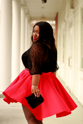 plus-size-red-skater-skirt-outfit-curvy-fashion-blogger