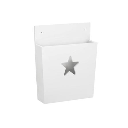 Kids Concept Pudełko na Ścianę A4 Białe222