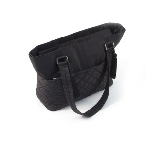 Summer Infant Torba Do Wózka Quilted Tote Black1