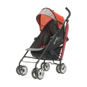Summer Infant Wózek Spacerowy Ume Lite BlackRed1