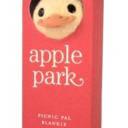 Apple Park Kocyk Przytulanka Kaczuszka22