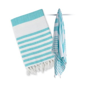 Lulujo Ręcznik Turecki 3w1 Ocean Blue