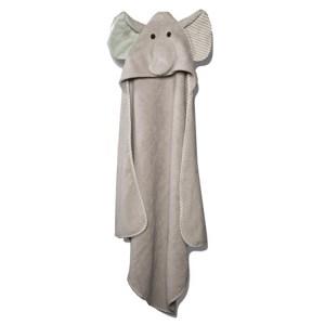 Zoocchini Ręcznik Mały z Kapturem Słoń
