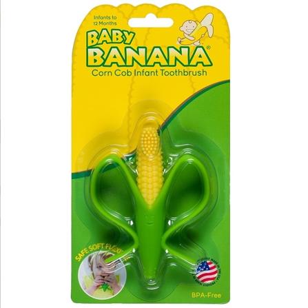 Baby Banana Szczoteczka Treningowa Kukury