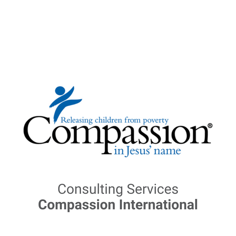 Consulting Services Executive Search_Compassion International DB&A Executive Search