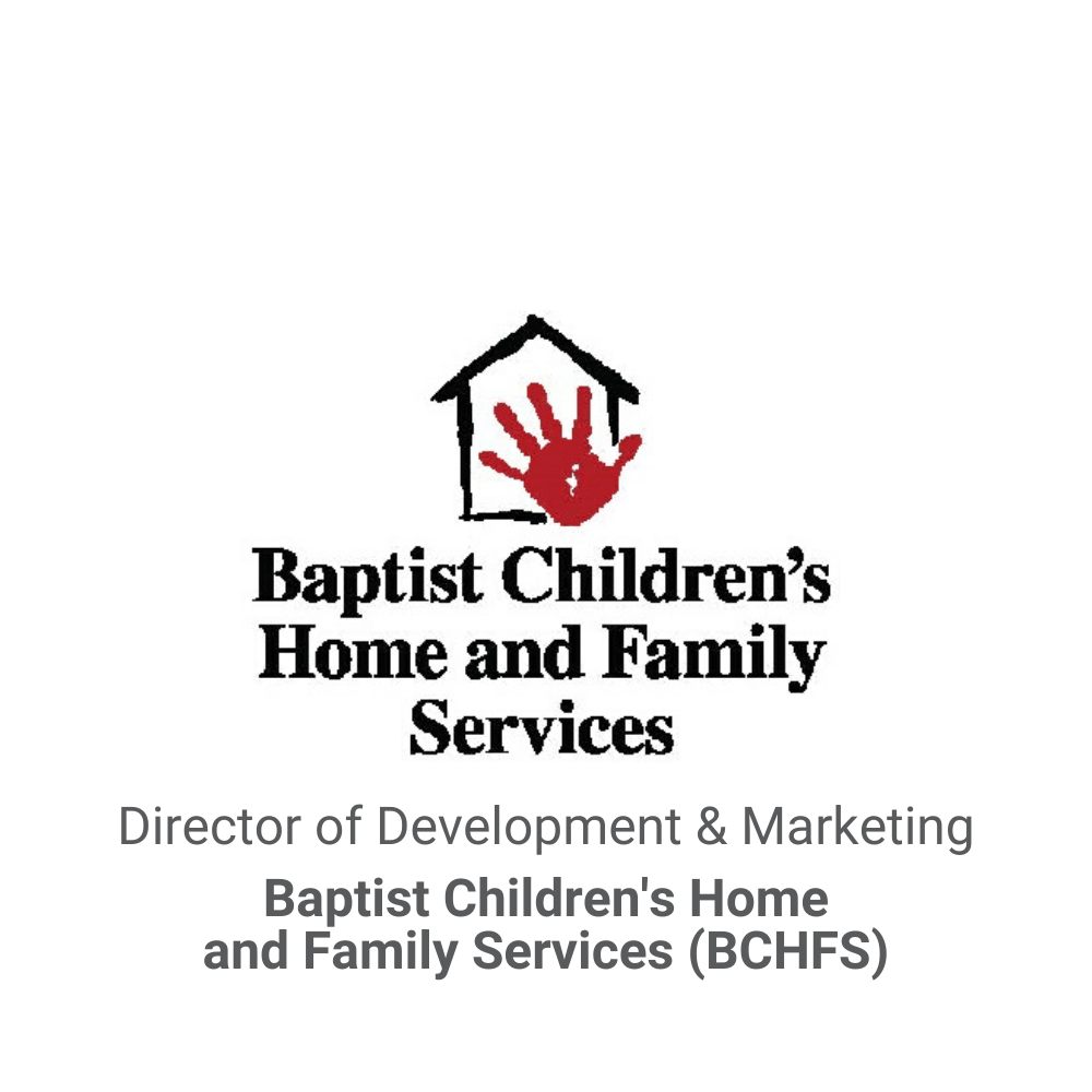 Director of Development & Marketing Executive Search_Baptist Children's Home & Family Services DB&A Executive Search