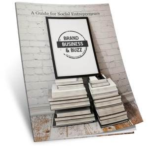 Brand, Business & Buzz book cover