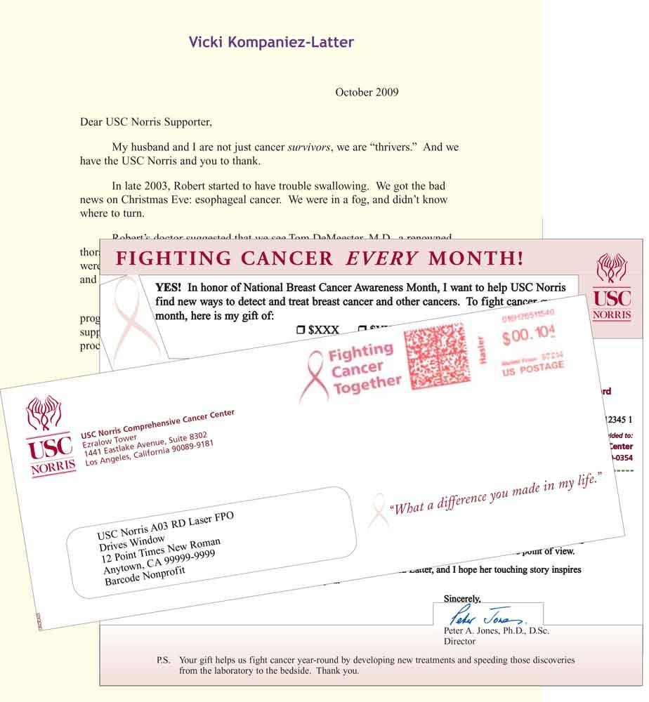 USC Norris Comprehensive Cancer Center - Kristine Poggioli ...