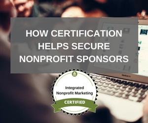 Secure Nonprofit Sponsors