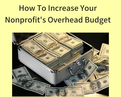 Nonprofit Overhead Budget