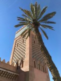 outside of the Saadian Tombs