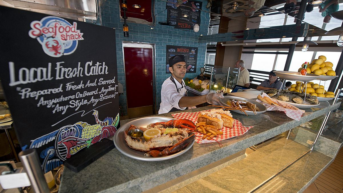 Carnival Seafood Shack