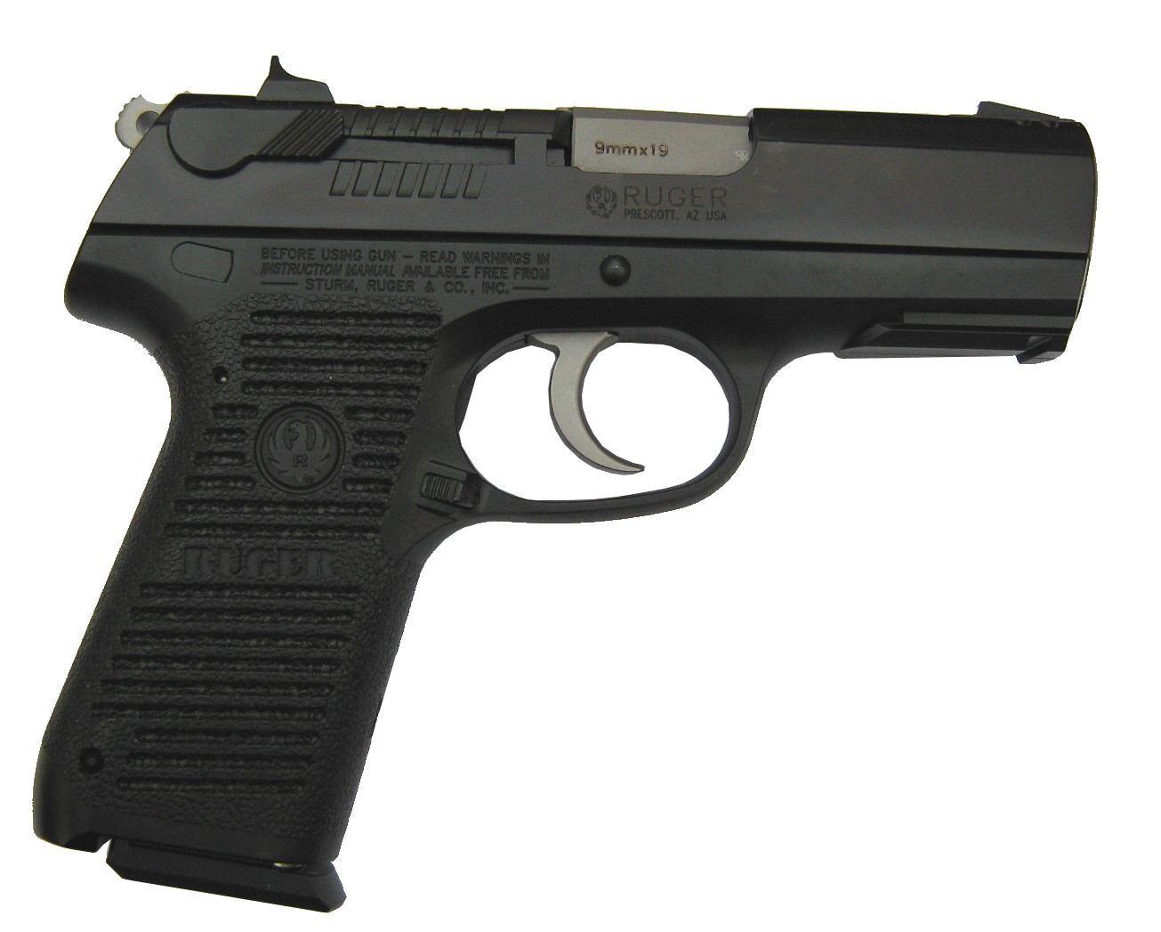 Luger 9mm