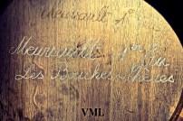 Fût di Meursault Bouche-Chères