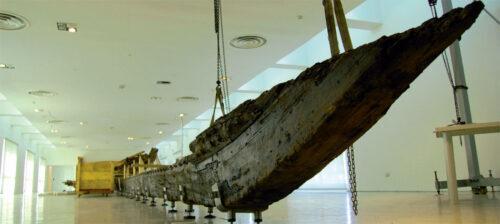 Nave romana di Marausa ok