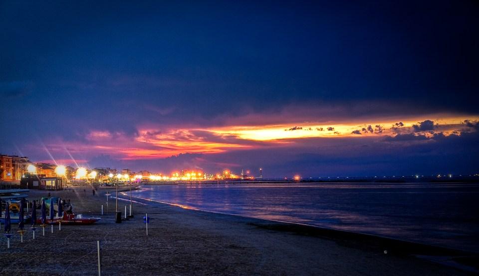 Falconara, completata la pulizia del litorale sud