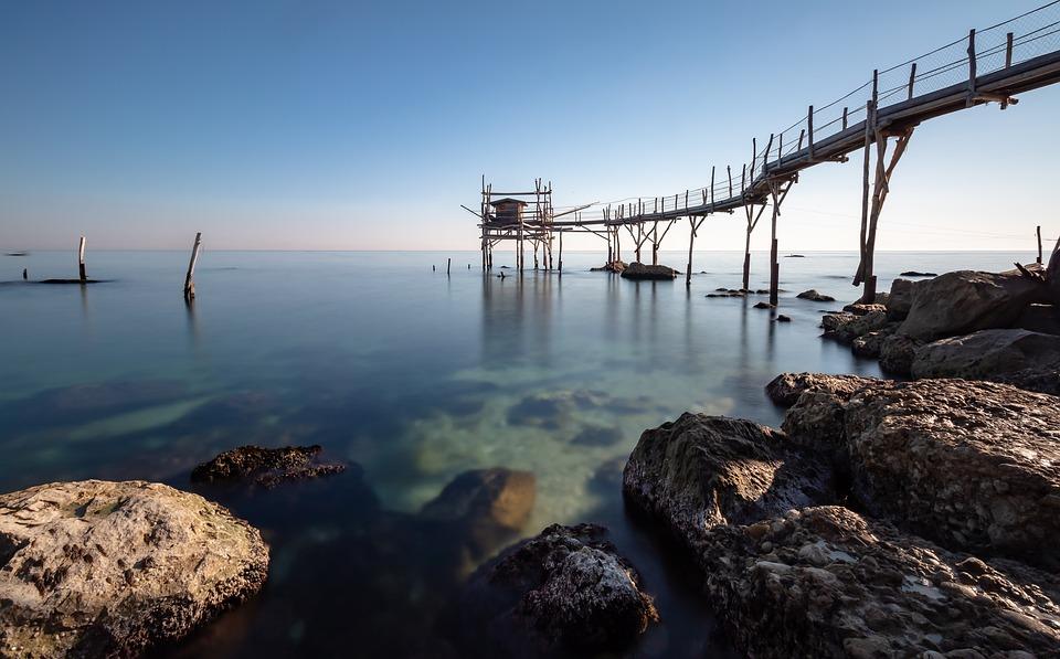Costa dei Trabocchi in Abruzzo, un'esperienza indimenticabile