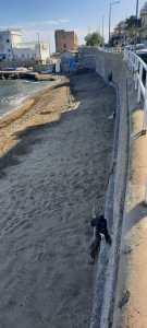 Bagheria, al via la pulizia delle spiagge del litorale di Aspra