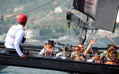 La Childrenwindcup confermata a settembre sul Lago di Garda