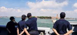 Partita da Venezia la campagna navale estiva della Marina Militare