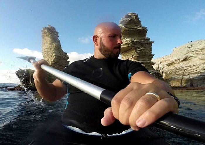 ciccio kayak francesco tocco
