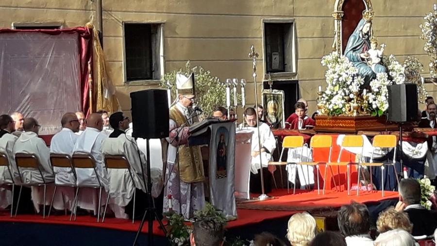 Albenga: 2 luglio senza fiera e fuochi, ma con le celebrazioni religiose